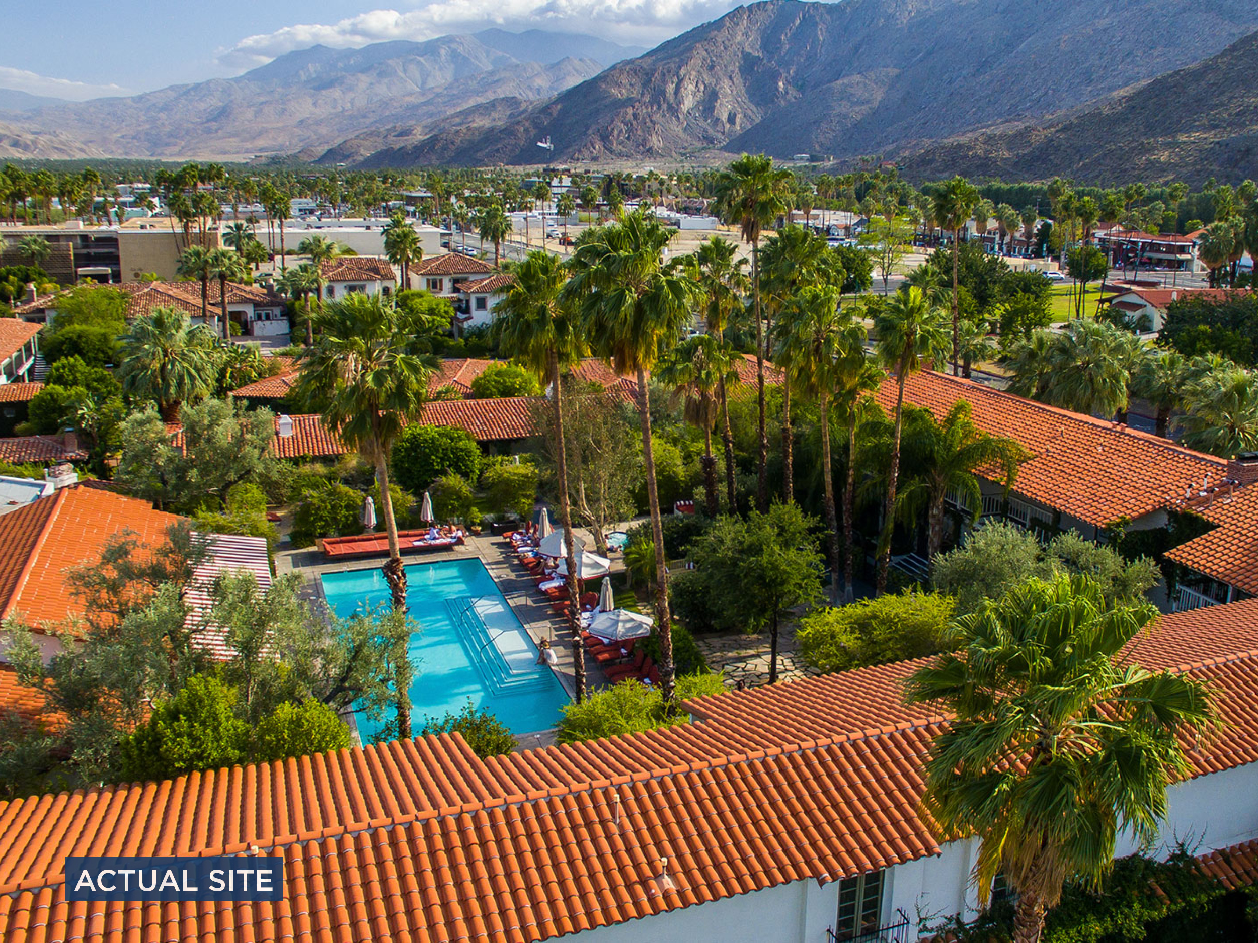 Net leased investment property for sale colony palms for Palm springs for sale by owner